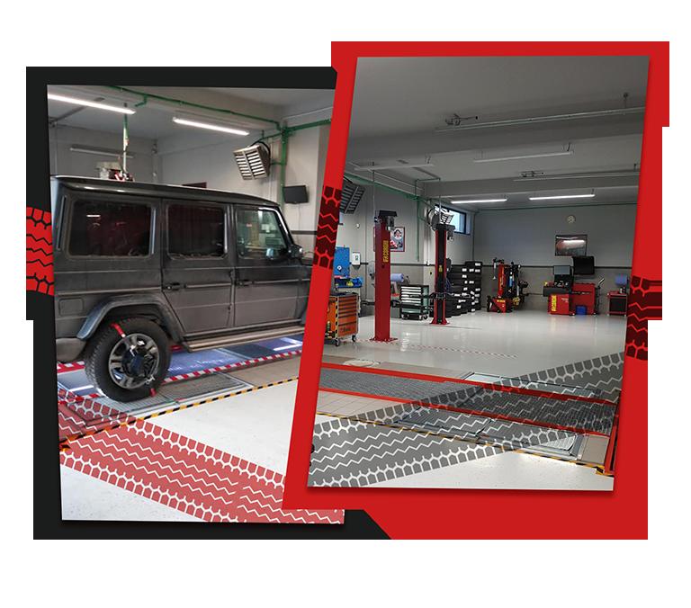 Service Auto Bacau - Auto Beno - Geometrie roti